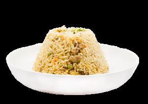 vegan food rice