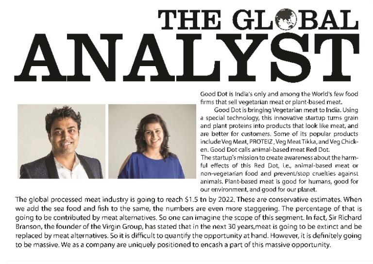 the global analyst gooddot