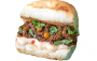 vegan food keema pav